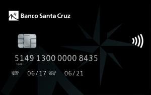 tarjeta de credito visa banco santa cruz